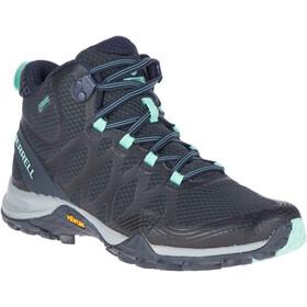 Merrell Siren 3 GTX Mid-Cut Schuhe Damen navy/blue